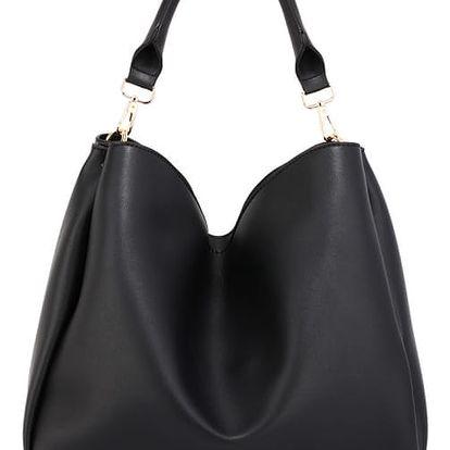 Dámská černá kabelka Eleanor 573