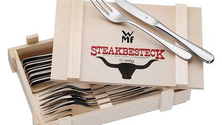 WMF Sada steakových příborů 12-dílná