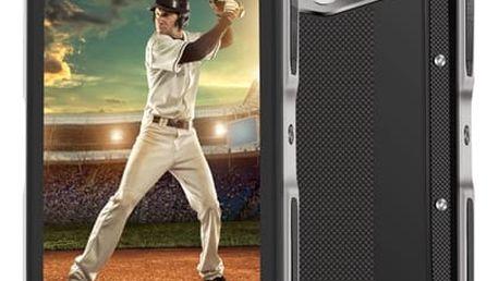 Mobilní telefon iGET GBV7000 (84000413) titanium Software F-Secure SAFE, 3 zařízení / 6 měsíců v hodnotě 979 Kč + DOPRAVA ZDARMA
