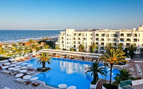 Tunisko - Mahdia na 8 až 12 dní, all inclusive s dopravou letecky z Prahy přímo na pláži