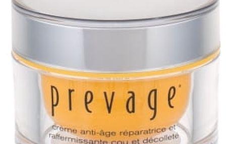 Elizabeth Arden Prevage Anti-Aging 50 ml krém na krk a dekolt tester proti vráskám pro ženy