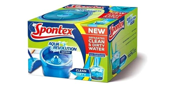 Spontex Aqua Revolution System2
