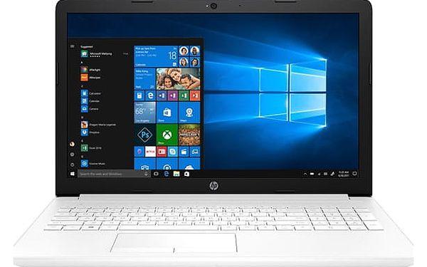 Notebook HP 15-db0039nc (4TZ71EA#BCM) bílý Software F-Secure SAFE, 3 zařízení / 6 měsíců v hodnotě 979 Kč