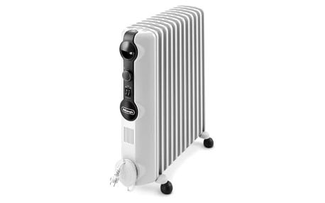 Olejový radiátor DeLonghi Radia-S TRRS1225 bílý