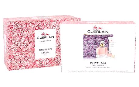 Guerlain Mon Guerlain EDP dárková sada W - EDP 100 ml + EDP 5 ml + tělové mléko 75 ml