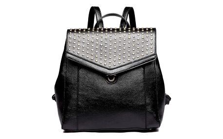 Dámský černý batoh Sylla 1820