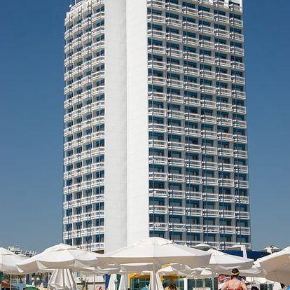 Bulharsko - Slunečné Pobřeží na 8 dní, all inclusive nebo polopenze s dopravou letecky z Prahy přímo na pláži