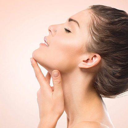 Nabité kosmetické ošetření pleti dle výběru