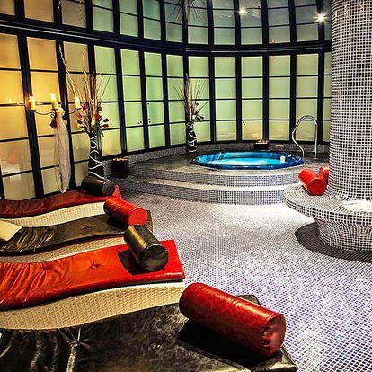 Luxusní Česká Lípa ve 4* hotelu Morris s privátní vířivkou a saunou, wellness procedurami a polopenzí