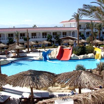 Egypt - Hurghada na 8 dní, all inclusive s dopravou letecky z Prahy nebo Ostravy 400 m od pláže