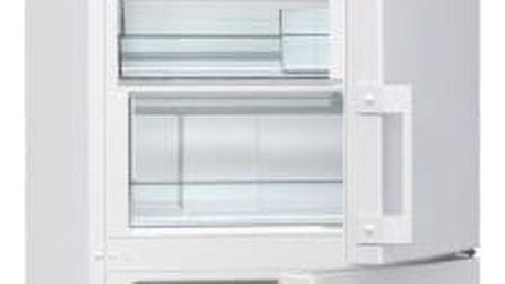 Chladnička s mrazničkou Gorenje Essential RK6192EW bílá