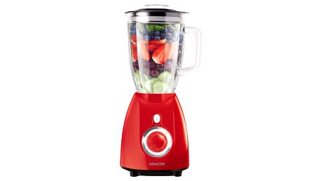 Sencor SBL 5372RD mixer stolní, červená