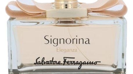 Salvatore Ferragamo Signorina Eleganza 100 ml parfémovaná voda tester pro ženy