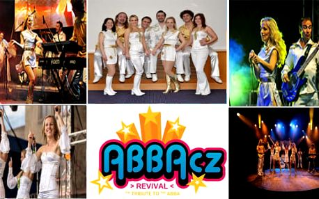 Koncert ABBA revival v Hotelu International**** - 11. 11. 2018