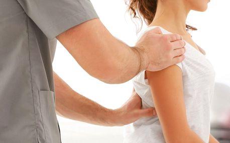 Individuální hodinové cvičení pro zdravá záda