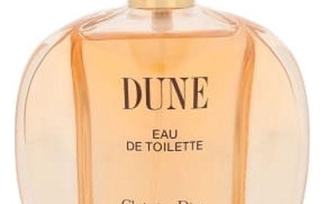 Christian Dior Dune 100 ml toaletní voda tester pro ženy