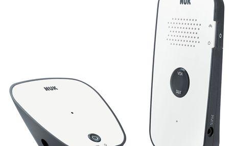 NUK Audio chůvička ECO Control 500