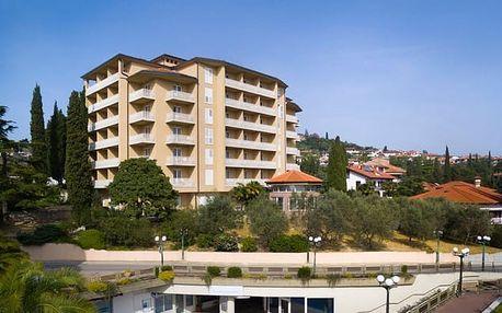 Slovinsko - Portorož na 6 až 8 dní, polopenze s dopravou vlastní