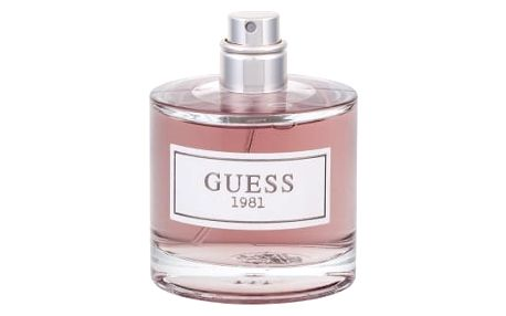 GUESS Guess 1981 For Men 50 ml toaletní voda tester pro muže