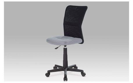 Dětská kancelářská židle KA-2325 GREY Autronic