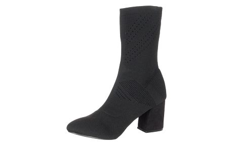 Modern World Dámské ponožkové polokozačky
