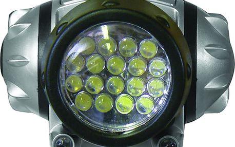 Čelovka EMOS 20x LED, 3x AAA (OL-1402 (ST-8302-18-2L))