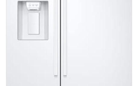 Chladnička s mrazničkou Samsung RS67N8211WW/EF bílá