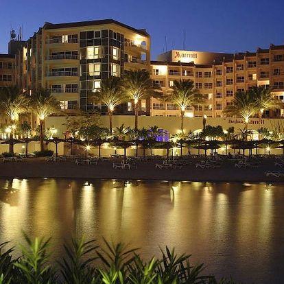 Egypt - Hurghada na 8 až 12 dní, all inclusive nebo polopenze s dopravou letecky z Prahy přímo na pláži