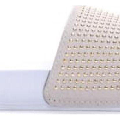 Dámské bílé pantofle Fann 10761M