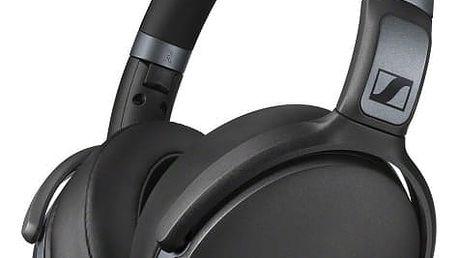 Sluchátka Sennheiser HD 4.40 BT černá (506782)