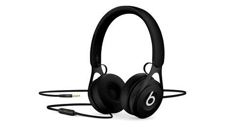 Sluchátka Beats EP On-Ear (ml992ee/a) černá + DOPRAVA ZDARMA