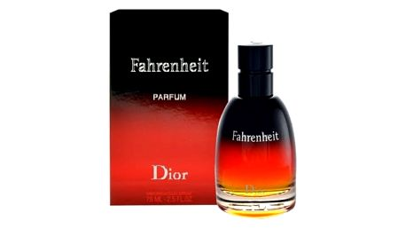 Christian Dior Fahrenheit Le Parfum 75 ml parfém tester pro muže