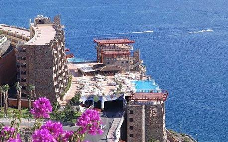 Kanárské ostrovy - Gran Canaria na 8 dní, all inclusive nebo polopenze s dopravou letecky z Prahy 450 m od pláže