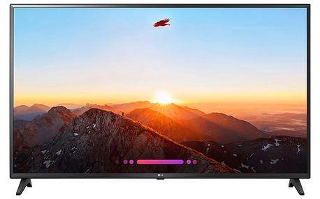 Televize LG 43UK6200PLA černá