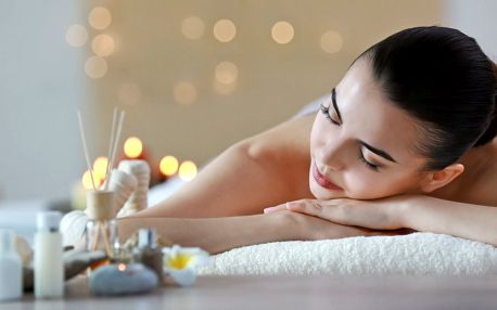 90 minut relaxace s thajskou masáží a zábalem