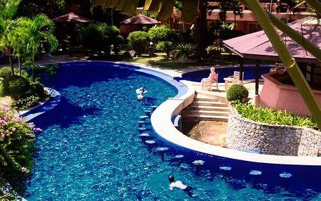 Thajsko - Pattaya na 15 dní, snídaně s dopravou letecky z Prahy 500 m od pláže