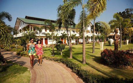 Thajsko - Pattaya na 10 až 11 dní, snídaně s dopravou letecky z Prahy 800 m od pláže