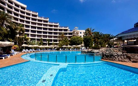Kanárské ostrovy - Gran Canaria na 8 dní, snídaně s dopravou letecky z Prahy 300 m od pláže