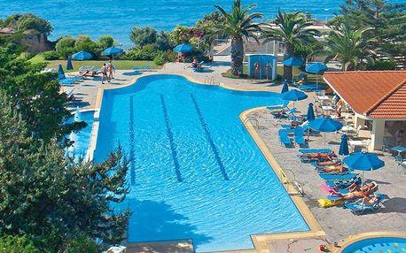 Řecko - Kos na 8 dní, all inclusive s dopravou letecky z Prahy přímo na pláži