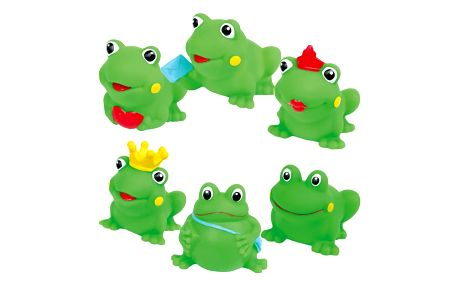 Veselé žabičky Mom's 3 ks
