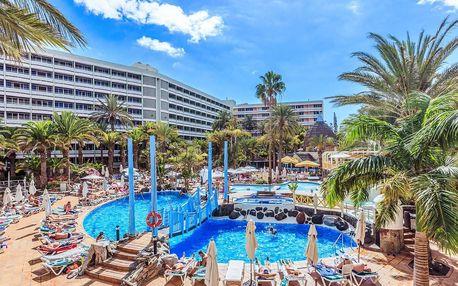 Kanárské ostrovy - Gran Canaria na 8 až 12 dní, all inclusive, polopenze nebo snídaně s dopravou letecky z Prahy 900 m od pláže