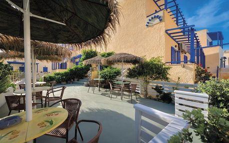 Řecko - Santorini na 8 dní, snídaně, večeře nebo bez stravy s dopravou letecky z Prahy