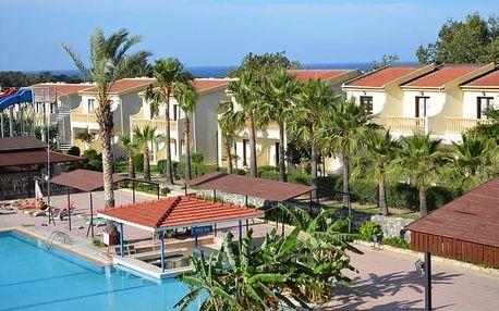 Kypr - Severní Kypr na 8 dní, light all inclusive, polopenze nebo snídaně s dopravou letecky z Brna nebo Prahy 2 km od pláže