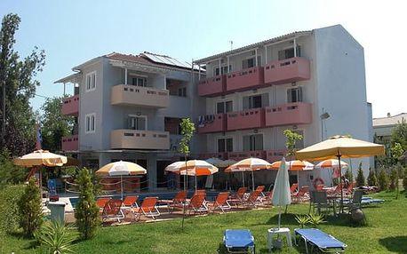 Řecko - Lefkada na 8 až 11 dní, snídaně nebo bez stravy s dopravou letecky z Prahy 60 m od pláže