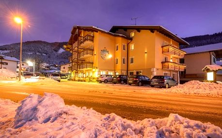 Itálie - Val di Fiemme/Obereggen na 6 až 7 dní, polopenze s dopravou autobusem