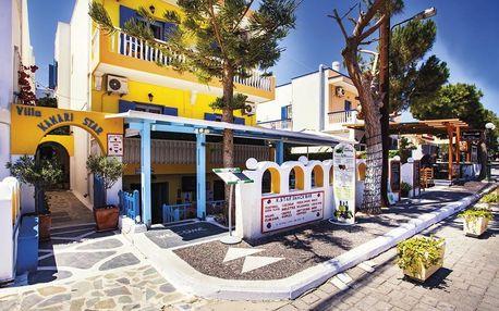 Řecko - Santorini na 8 až 12 dní, polopenze nebo snídaně s dopravou letecky z Prahy 90 m od pláže