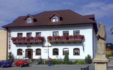 Česká republika - Moravský kras na 3 až 8 dní, snídaně s dopravou vlastní