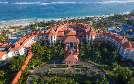 Dominikánská republika - Punta Cana na 8 až 11 dní, all inclusive s dopravou letecky z Prahy