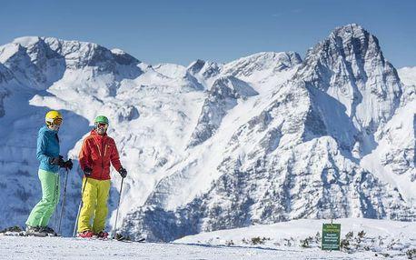 Jednodenní lyžování v Rakousku | Středisko Hinterstoder | Sleva na skipass | Trasa Ostrava–Brno–Mikulov