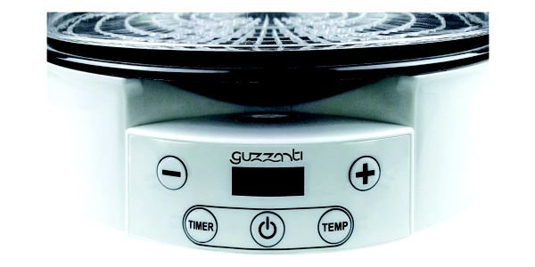 Sušička ovoce Guzzanti GZ 507 bílá2